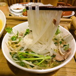 HANOI CORNER DINING BAR - 牛肉のフォー