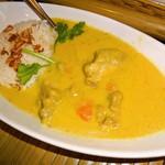 HANOI CORNER DINING BAR - チキンカレーライス(コムカリーガー)
