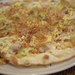 PIZZA DIO - 豚肉とキャベツのPIZZA ~お好み焼き風~