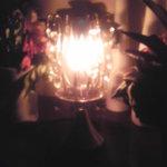 ドルチェ ヴィータ - 店内のライト
