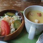 5661943 - スープ&サラダ