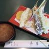 舟平 - 料理写真:天ぷら盛り合わせ