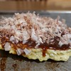 ひのき - 料理写真:お好み焼き・豚玉(740円)