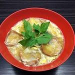 ダイニング万葉 - 仙台麩卵とじ煮
