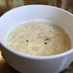ちゅふぁーら - 料理写真:スープ