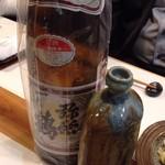 下町割烹とめだて - 27年11月 弥栄鶴 山廃純米