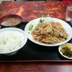 56614465 - 焼肉定食