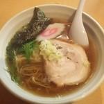 56614924 - 醤油ラーメン(ミニ)