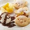 ロッテシティホテル - 料理写真:朝から笑顔になれる。メープル香るコアラのマーチパンケーキ。チョコレートドリンクも毎朝ご用意。