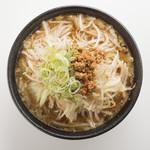 なおじ - 味噌野菜ラーメン