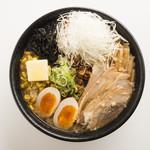 なおじ - 味噌スペシャルラーメン