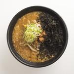 なおじ - 味噌黒海苔ラーメン