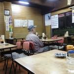 竹内食堂 - 店内風景