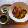 ランチC:野菜いっぱいカレー