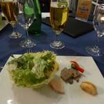 ウェルネスの森 那須 - 料理写真:オードブル