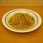 スパゲッティキング - 「醤油/小」です。