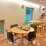 緑のカフェ - 緑のカフェさん