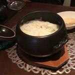 56618778 - 土鍋ご飯