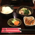 56618779 - 鯛茶漬け定食