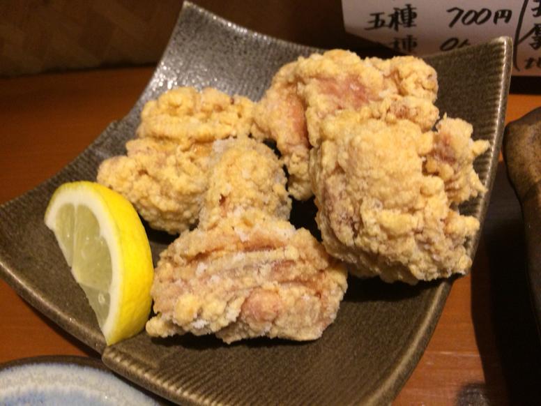 鶏と魚菜と旨い酒 蔵人