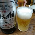 56619223 - ビールはドライ