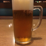 びっくりドンキー - オーガニックビール