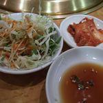 金太郎 - 焼肉定食