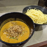 地獄の担担麺 護摩龍 - 飢餓つけ麺