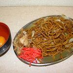 高級やきそば専門店 麺や 上方焼きそば - 大阪ソース焼きそば
