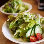プリムローズ - サラダ