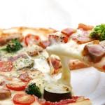 山の手マリアージュガーデン - シェフの気まぐれピザ