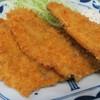 魚市食堂 - 料理写真:アジフライ定食