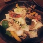 酒小屋 ろぐ亭 - 豚肉のオイスターソース炒め