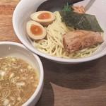 56622190 - つけ麺(味玉トッピング)