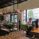 P.C.A. Pub Cardinal Akasaka - 店内カウンター