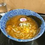中華蕎麦 とみ田 - 魚介と豚骨の濃厚つけ汁