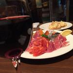 こばやし - 【赤】カベルネ・ソーヴィニヨン(¥600円)グラス
