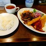 ANDO - 日替わりランチ930円(税込)