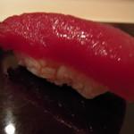 56625045 - ③鮪赤身(煮きり)