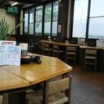 黒田屋 - ゆっくりできる雰囲気の店内