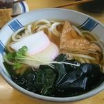 黒田屋 - 料理写真:かやくうどん290円