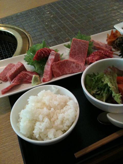 みやび 六本木店 - 上焼き肉ランチ