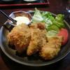 福蔵 - 料理写真:牡蠣フライ