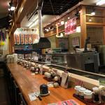 鯛ぐるま - 鯛ぐるま 加治木店(鹿児島県姶良市加治木町木田)店内