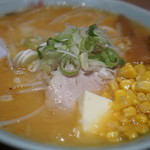 梅光軒 - 味噌バターコーン