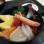 56630561 - 海鮮丼アップ