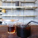 八六八ビル - アイスコーヒー