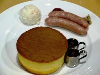 カフェ&ゲームバー ことぶき - 軽食パンケーキ