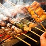 Tosaka-na Dining Gosso - 料理写真:焼き鳥は社内資格を持つ焼師のみが焼きます!