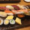 東鮨 新店 - 料理写真:160928 ランチにぎり14貫